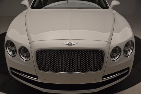 New 2017 Bentley Flying Spur W12 for sale Sold at Bugatti of Greenwich in Greenwich CT 06830 14