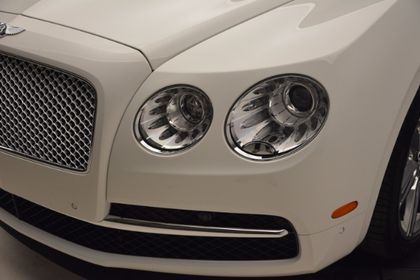New 2017 Bentley Flying Spur W12 for sale Sold at Bugatti of Greenwich in Greenwich CT 06830 16