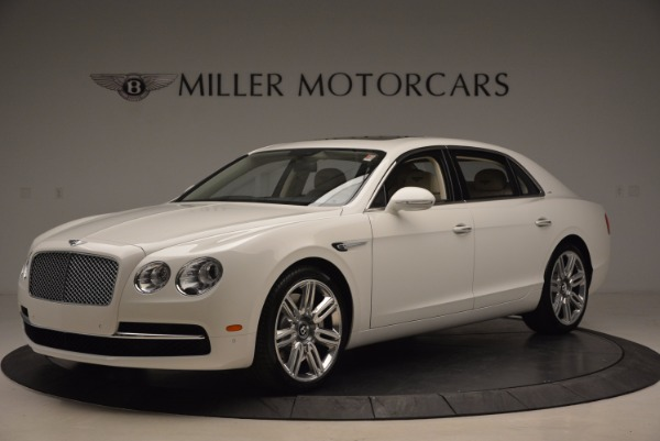 New 2017 Bentley Flying Spur W12 for sale Sold at Bugatti of Greenwich in Greenwich CT 06830 2