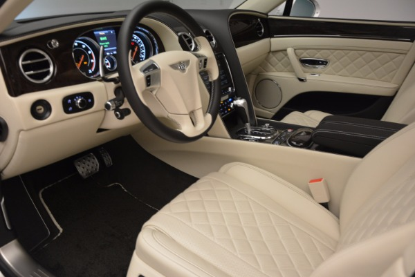 New 2017 Bentley Flying Spur W12 for sale Sold at Bugatti of Greenwich in Greenwich CT 06830 23