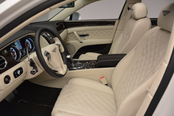 New 2017 Bentley Flying Spur W12 for sale Sold at Bugatti of Greenwich in Greenwich CT 06830 24
