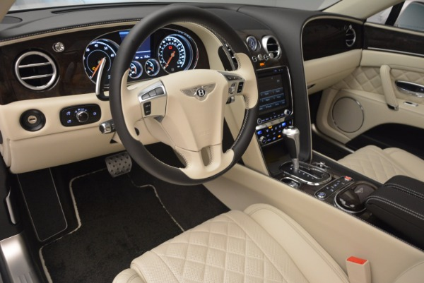 New 2017 Bentley Flying Spur W12 for sale Sold at Bugatti of Greenwich in Greenwich CT 06830 27