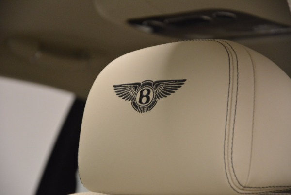 New 2017 Bentley Flying Spur W12 for sale Sold at Bugatti of Greenwich in Greenwich CT 06830 28
