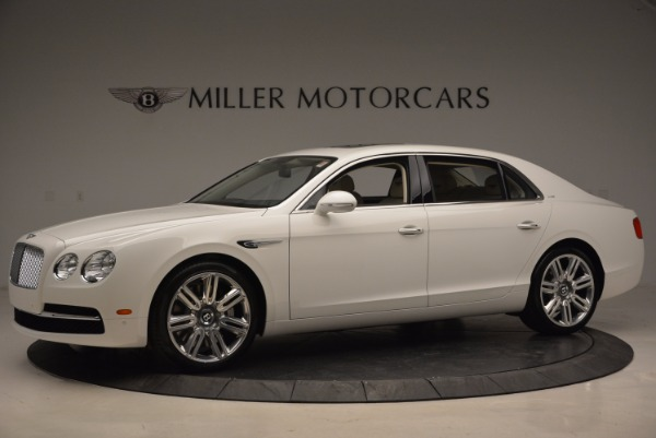 New 2017 Bentley Flying Spur W12 for sale Sold at Bugatti of Greenwich in Greenwich CT 06830 3