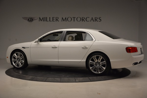 New 2017 Bentley Flying Spur W12 for sale Sold at Bugatti of Greenwich in Greenwich CT 06830 5