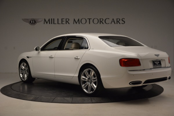 New 2017 Bentley Flying Spur W12 for sale Sold at Bugatti of Greenwich in Greenwich CT 06830 6