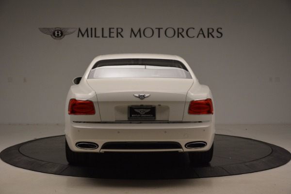 New 2017 Bentley Flying Spur W12 for sale Sold at Bugatti of Greenwich in Greenwich CT 06830 7