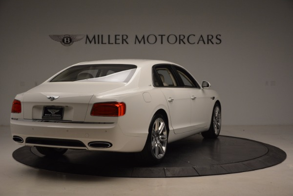 New 2017 Bentley Flying Spur W12 for sale Sold at Bugatti of Greenwich in Greenwich CT 06830 8