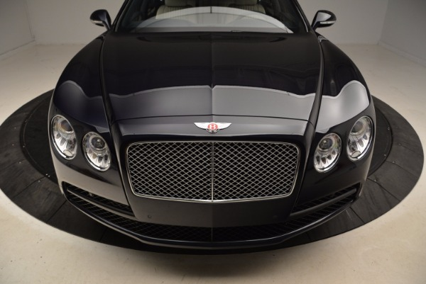 Used 2017 Bentley Flying Spur V8 for sale Sold at Bugatti of Greenwich in Greenwich CT 06830 13