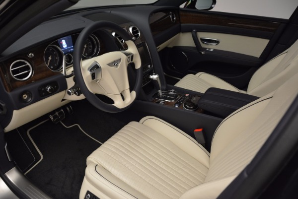 New 2017 Bentley Flying Spur V8 for sale Sold at Bugatti of Greenwich in Greenwich CT 06830 17