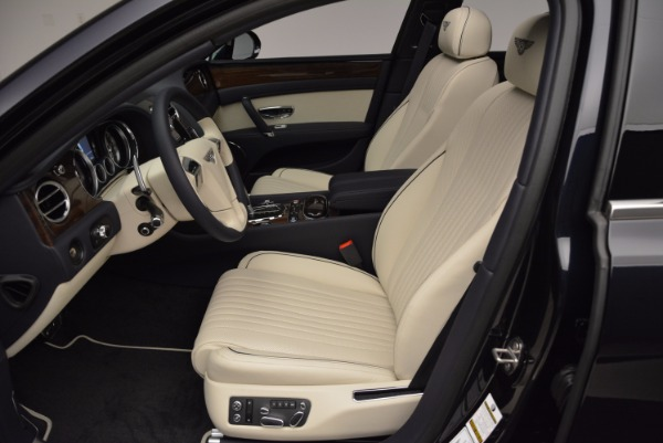 New 2017 Bentley Flying Spur V8 for sale Sold at Bugatti of Greenwich in Greenwich CT 06830 18