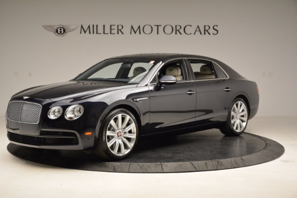 New 2017 Bentley Flying Spur V8 for sale Sold at Bugatti of Greenwich in Greenwich CT 06830 2