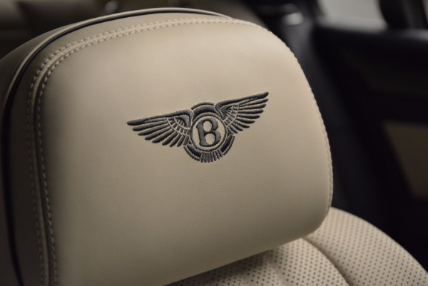 New 2017 Bentley Flying Spur V8 for sale Sold at Bugatti of Greenwich in Greenwich CT 06830 20