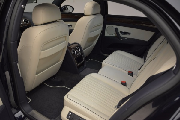 Used 2017 Bentley Flying Spur V8 for sale Sold at Bugatti of Greenwich in Greenwich CT 06830 23