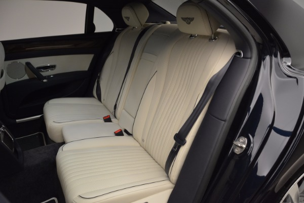 New 2017 Bentley Flying Spur V8 for sale Sold at Bugatti of Greenwich in Greenwich CT 06830 25