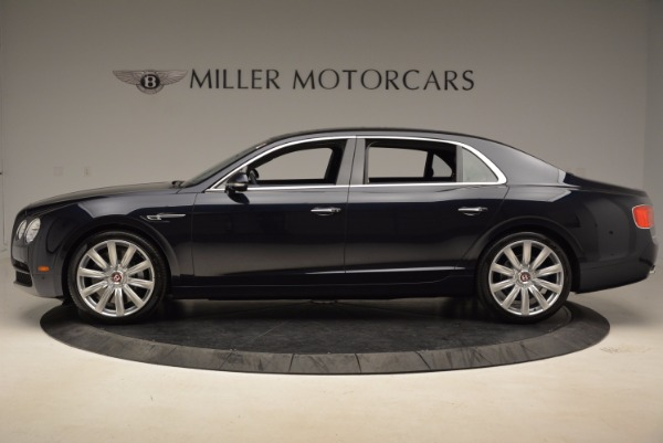 New 2017 Bentley Flying Spur V8 for sale Sold at Bugatti of Greenwich in Greenwich CT 06830 3