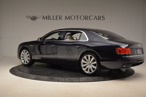 New 2017 Bentley Flying Spur V8 for sale Sold at Bugatti of Greenwich in Greenwich CT 06830 4