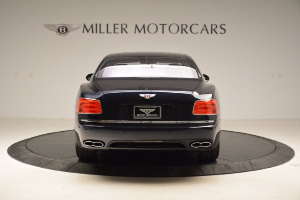 New 2017 Bentley Flying Spur V8 for sale Sold at Bugatti of Greenwich in Greenwich CT 06830 6