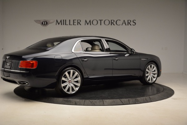 New 2017 Bentley Flying Spur V8 for sale Sold at Bugatti of Greenwich in Greenwich CT 06830 8