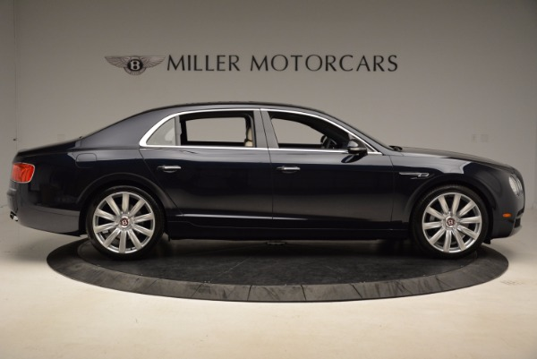 New 2017 Bentley Flying Spur V8 for sale Sold at Bugatti of Greenwich in Greenwich CT 06830 9
