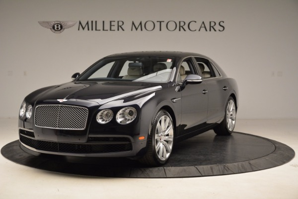 New 2017 Bentley Flying Spur V8 for sale Sold at Bugatti of Greenwich in Greenwich CT 06830 1