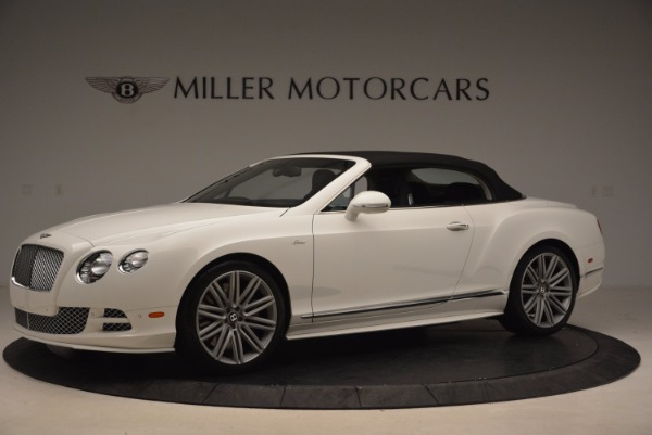 Used 2015 Bentley Continental GT Speed for sale Sold at Bugatti of Greenwich in Greenwich CT 06830 14