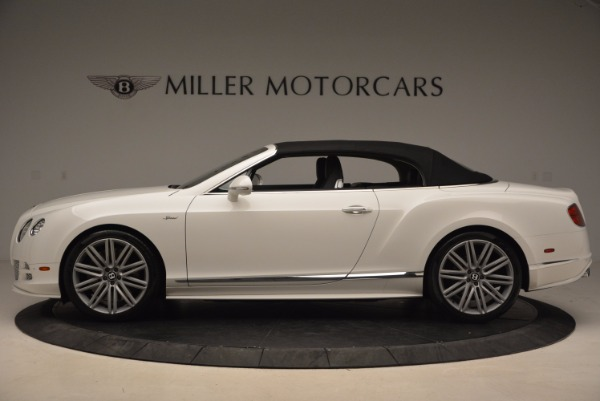 Used 2015 Bentley Continental GT Speed for sale Sold at Bugatti of Greenwich in Greenwich CT 06830 15