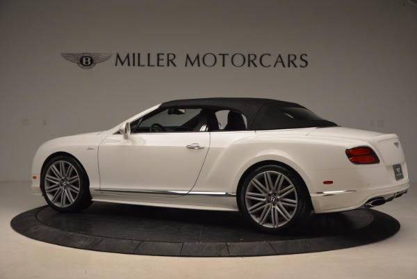 Used 2015 Bentley Continental GT Speed for sale Sold at Bugatti of Greenwich in Greenwich CT 06830 17