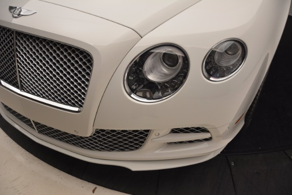 Used 2015 Bentley Continental GT Speed for sale Sold at Bugatti of Greenwich in Greenwich CT 06830 26