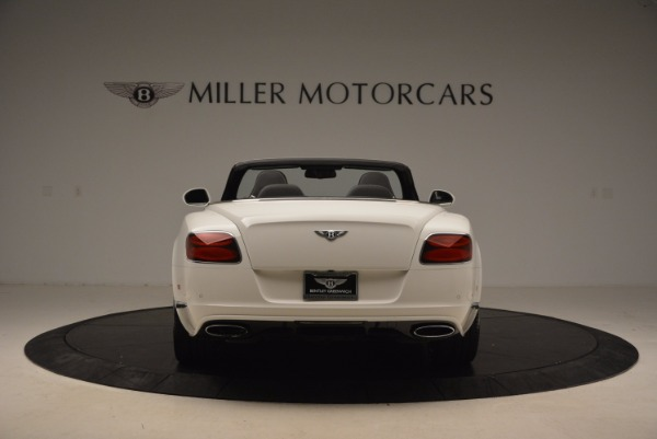 Used 2015 Bentley Continental GT Speed for sale Sold at Bugatti of Greenwich in Greenwich CT 06830 6