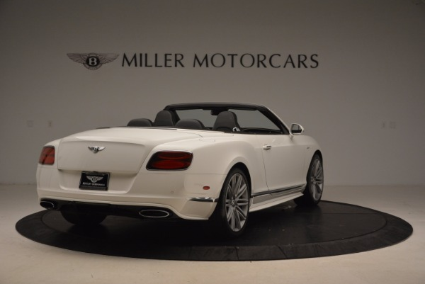 Used 2015 Bentley Continental GT Speed for sale Sold at Bugatti of Greenwich in Greenwich CT 06830 7