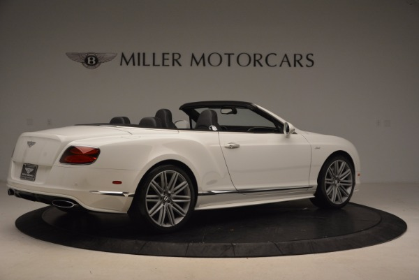 Used 2015 Bentley Continental GT Speed for sale Sold at Bugatti of Greenwich in Greenwich CT 06830 8