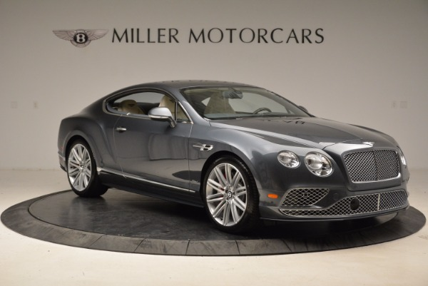 New 2017 Bentley Continental GT Speed for sale Sold at Bugatti of Greenwich in Greenwich CT 06830 11