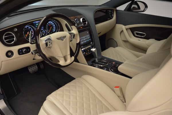 New 2017 Bentley Continental GT Speed for sale Sold at Bugatti of Greenwich in Greenwich CT 06830 18