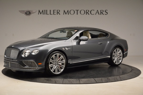 New 2017 Bentley Continental GT Speed for sale Sold at Bugatti of Greenwich in Greenwich CT 06830 2