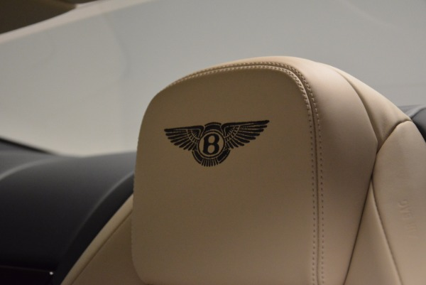 New 2017 Bentley Continental GT Speed for sale Sold at Bugatti of Greenwich in Greenwich CT 06830 22