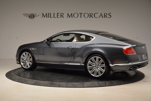 New 2017 Bentley Continental GT Speed for sale Sold at Bugatti of Greenwich in Greenwich CT 06830 4