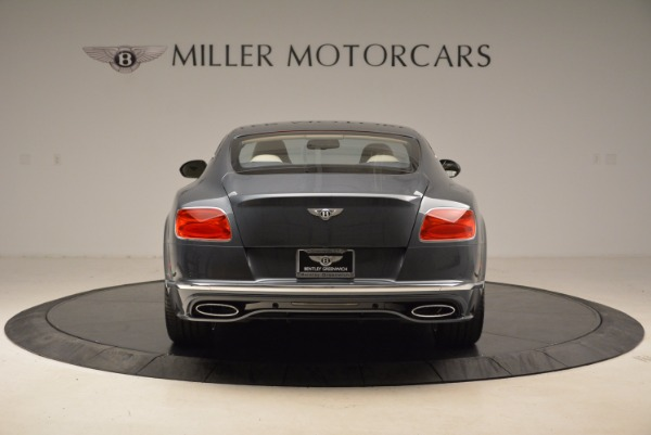 New 2017 Bentley Continental GT Speed for sale Sold at Bugatti of Greenwich in Greenwich CT 06830 6