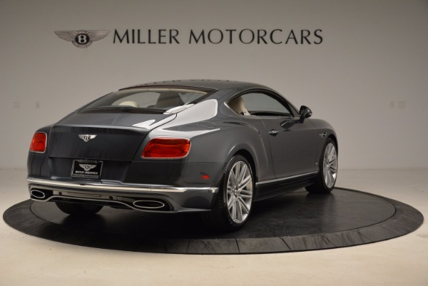 New 2017 Bentley Continental GT Speed for sale Sold at Bugatti of Greenwich in Greenwich CT 06830 7