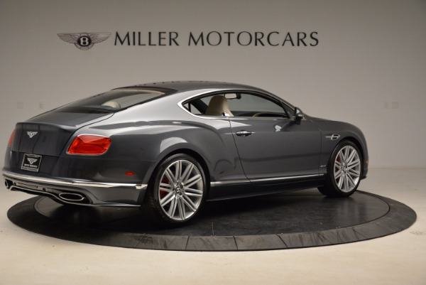 New 2017 Bentley Continental GT Speed for sale Sold at Bugatti of Greenwich in Greenwich CT 06830 8