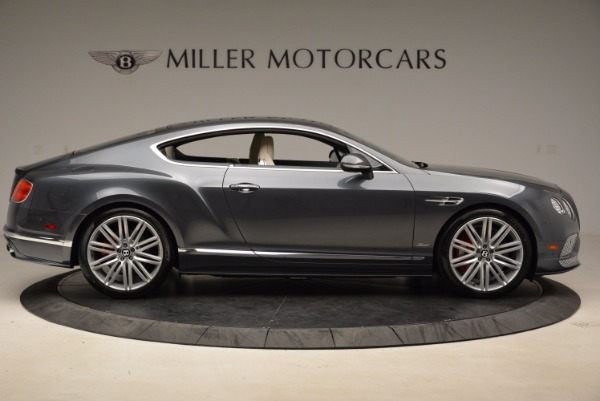 New 2017 Bentley Continental GT Speed for sale Sold at Bugatti of Greenwich in Greenwich CT 06830 9