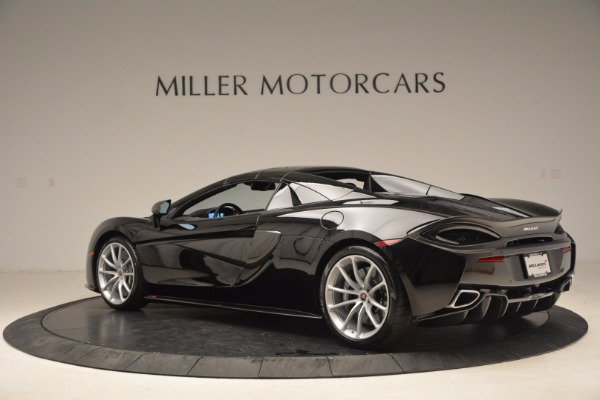 Used 2018 McLaren 570S Spider for sale Sold at Bugatti of Greenwich in Greenwich CT 06830 15