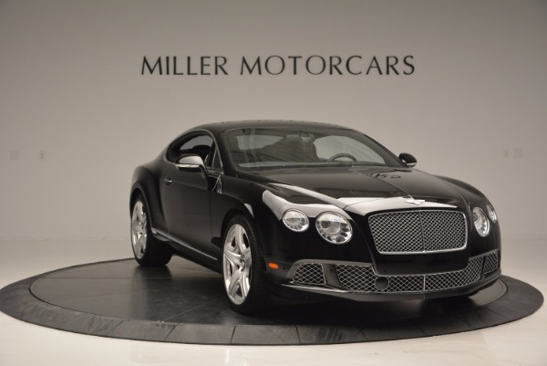 Used 2012 Bentley Continental GT W12 for sale Sold at Bugatti of Greenwich in Greenwich CT 06830 8