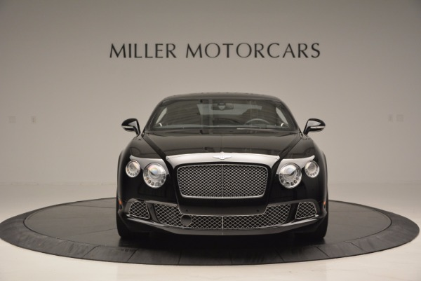 Used 2012 Bentley Continental GT W12 for sale Sold at Bugatti of Greenwich in Greenwich CT 06830 9
