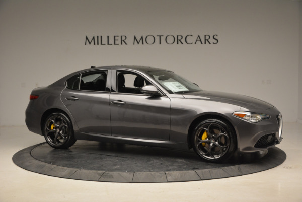 Used 2018 Alfa Romeo Giulia Ti Sport Q4 for sale $31,900 at Bugatti of Greenwich in Greenwich CT 06830 10