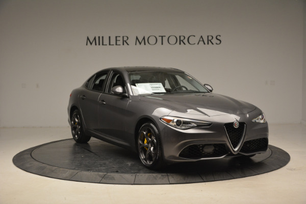 Used 2018 Alfa Romeo Giulia Ti Sport Q4 for sale $31,900 at Bugatti of Greenwich in Greenwich CT 06830 11