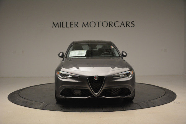 Used 2018 Alfa Romeo Giulia Ti Sport Q4 for sale $31,900 at Bugatti of Greenwich in Greenwich CT 06830 12