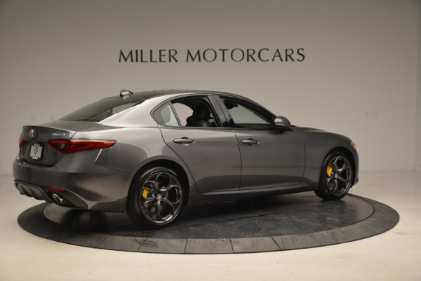 Used 2018 Alfa Romeo Giulia Ti Sport Q4 for sale $31,900 at Bugatti of Greenwich in Greenwich CT 06830 8