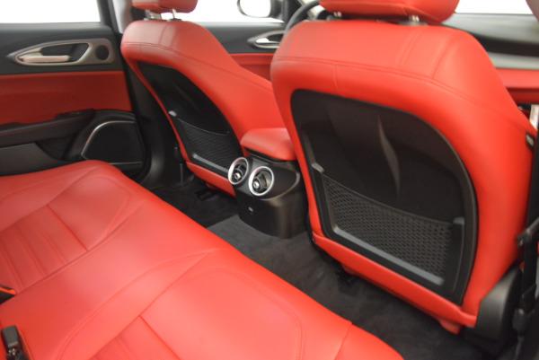 New 2018 Alfa Romeo Giulia Ti Sport Q4 for sale Sold at Bugatti of Greenwich in Greenwich CT 06830 22