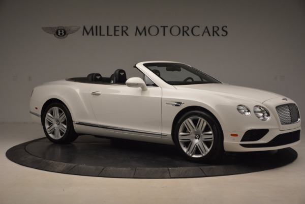 Used 2016 Bentley Continental GT V8 for sale Sold at Bugatti of Greenwich in Greenwich CT 06830 10